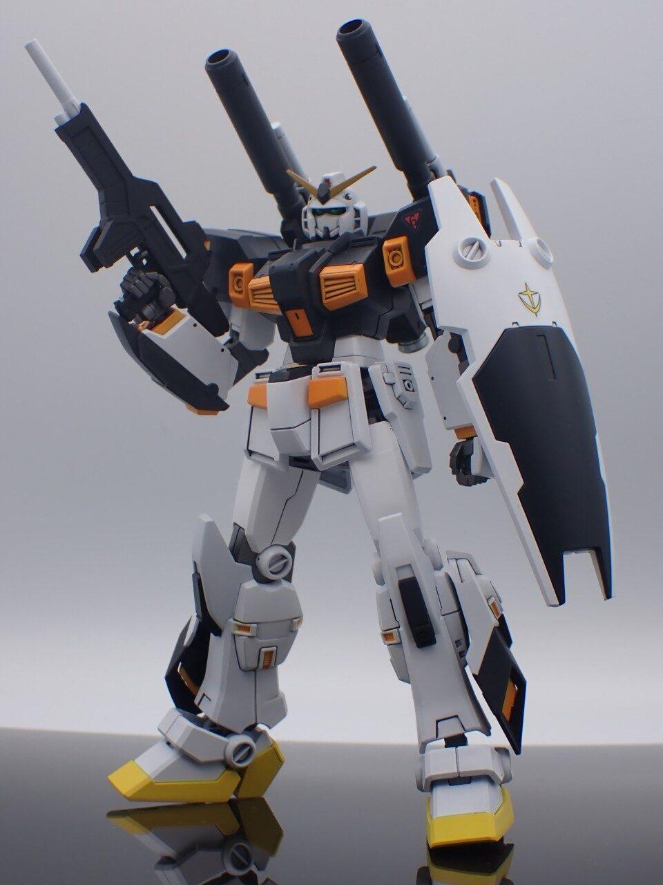 HG ガンダム6号機 マドロック (プレバン限定)を全塗装!